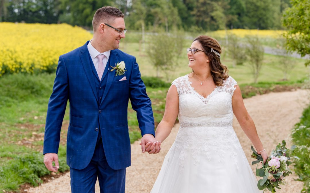The Wedding of Jay & Amy at Lapstone Barn