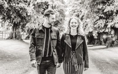 Holly & Drew: Cirencester Portrait Session